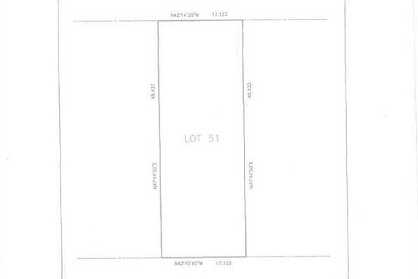 Lot #51 Leitch St, Elgin County, Ontario
